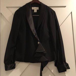 Beautiful formal black top